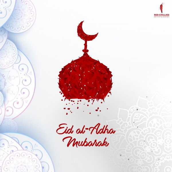 May you be blessed with love, light & goodness! #EidMubarak ✨ #EidAlAdha https://t.co/7RuKcSOnEz