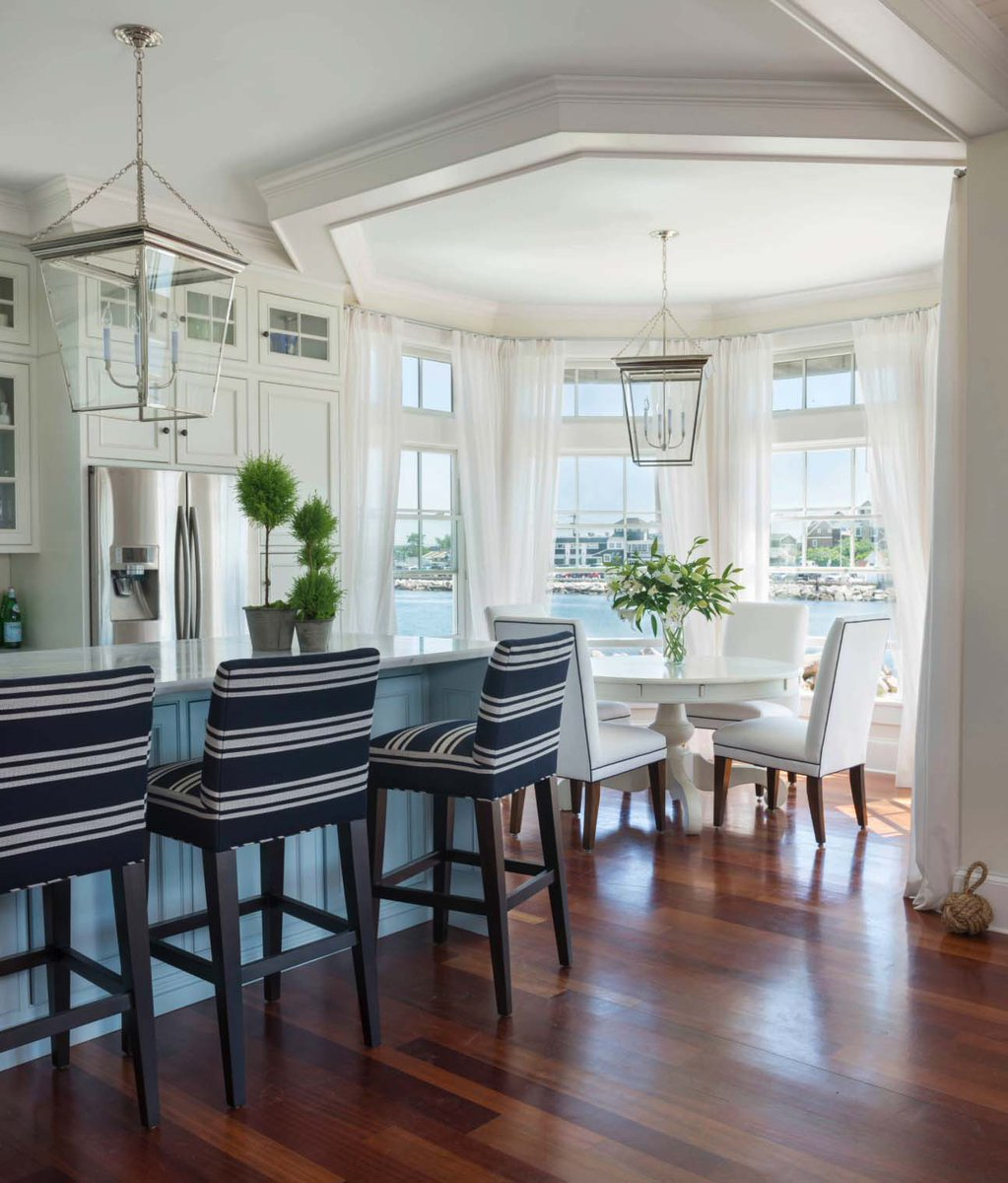 One Kindesign On Twitter A Dreamy New England Beach House With Seaside Views Https T Co Awwbkka58x