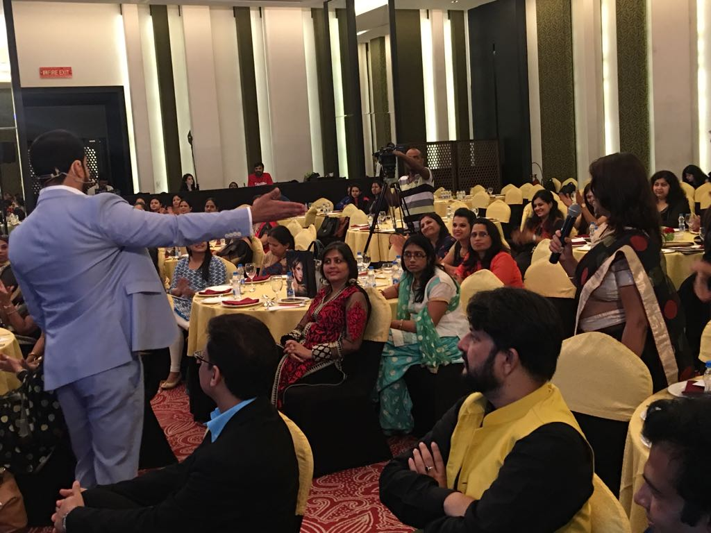 Amway India On Twitter Aditya Interacts With Our Guests During The