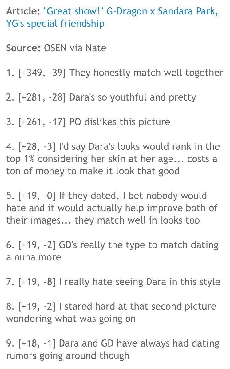 g dragon and dara dating free dating in ksa