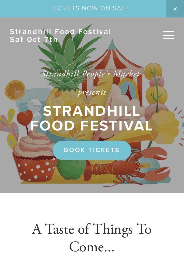 "New website for the inaugural ""Strandhill Food Festival"" just went live   #StrandhillFoodFest    http://www. strandhillfoodfestival.com    <br>http://pic.twitter.com/31vAw6mQSK"
