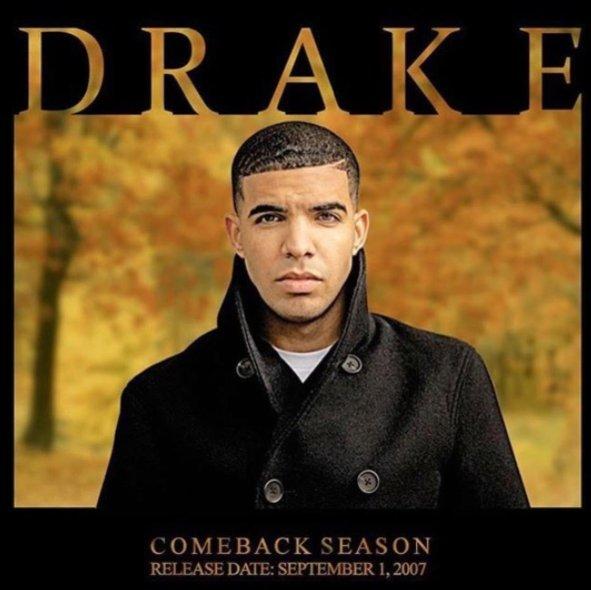 Drake  COMEBACKSEASON  Sept1 🍁🍂 -   26754f26adbb6
