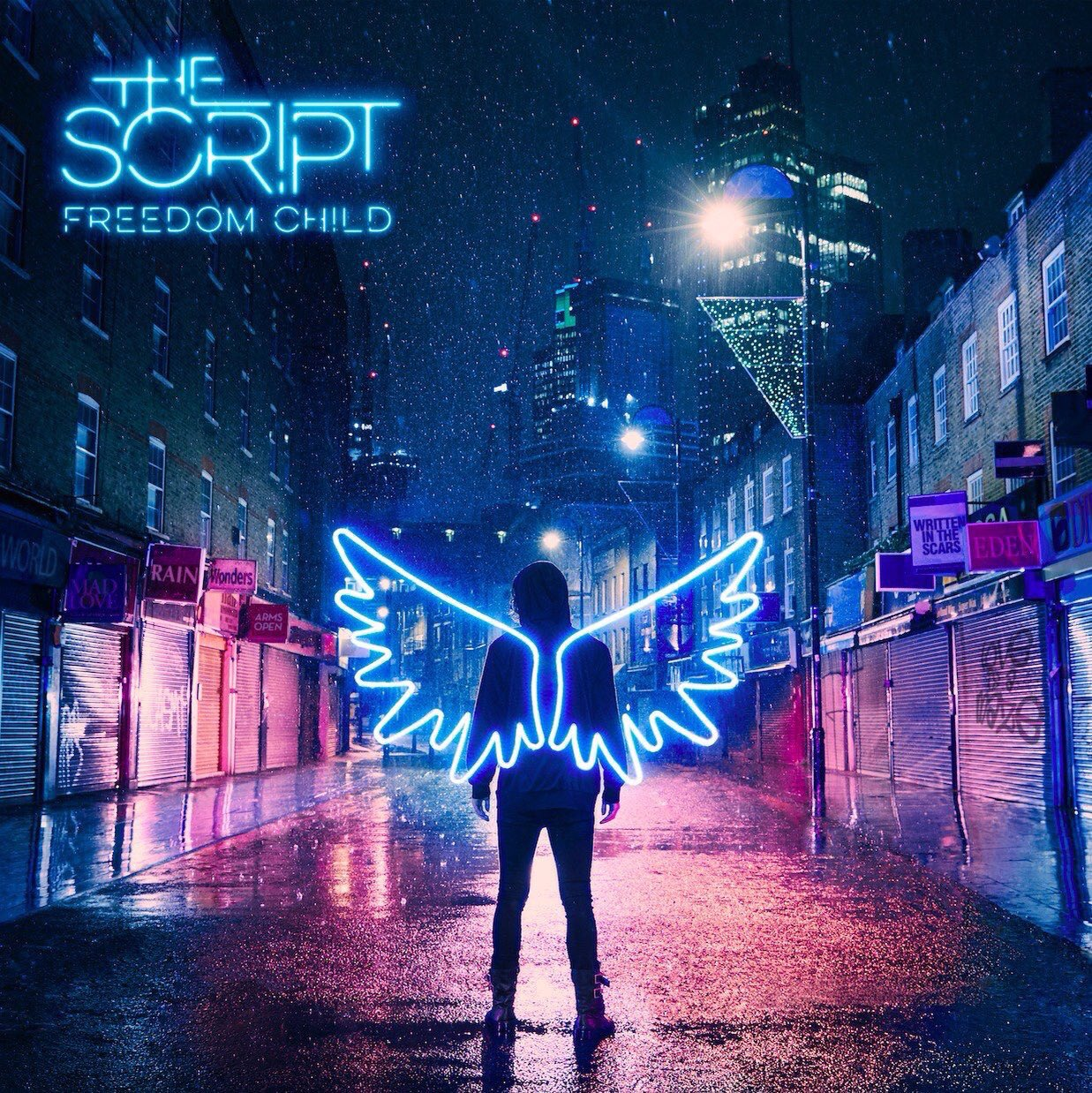RT @ScriptLyric: #FreedomChild is the second biggest album worldwide on iTunes right now! https://t.co/uMQktMqZ6l