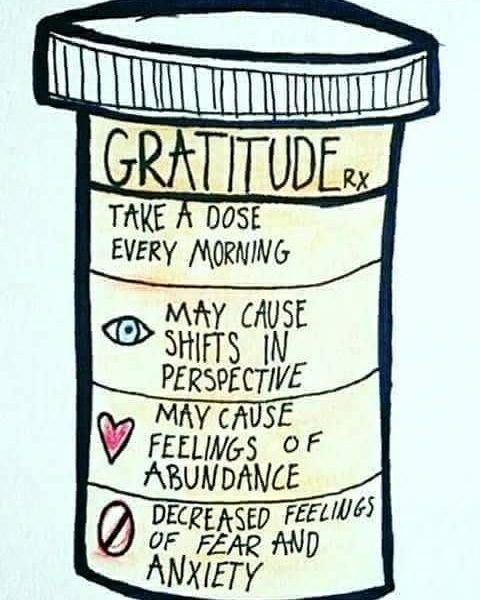 It's weekend. Let's show our gratitude. It's the shortest way to happiness ☺