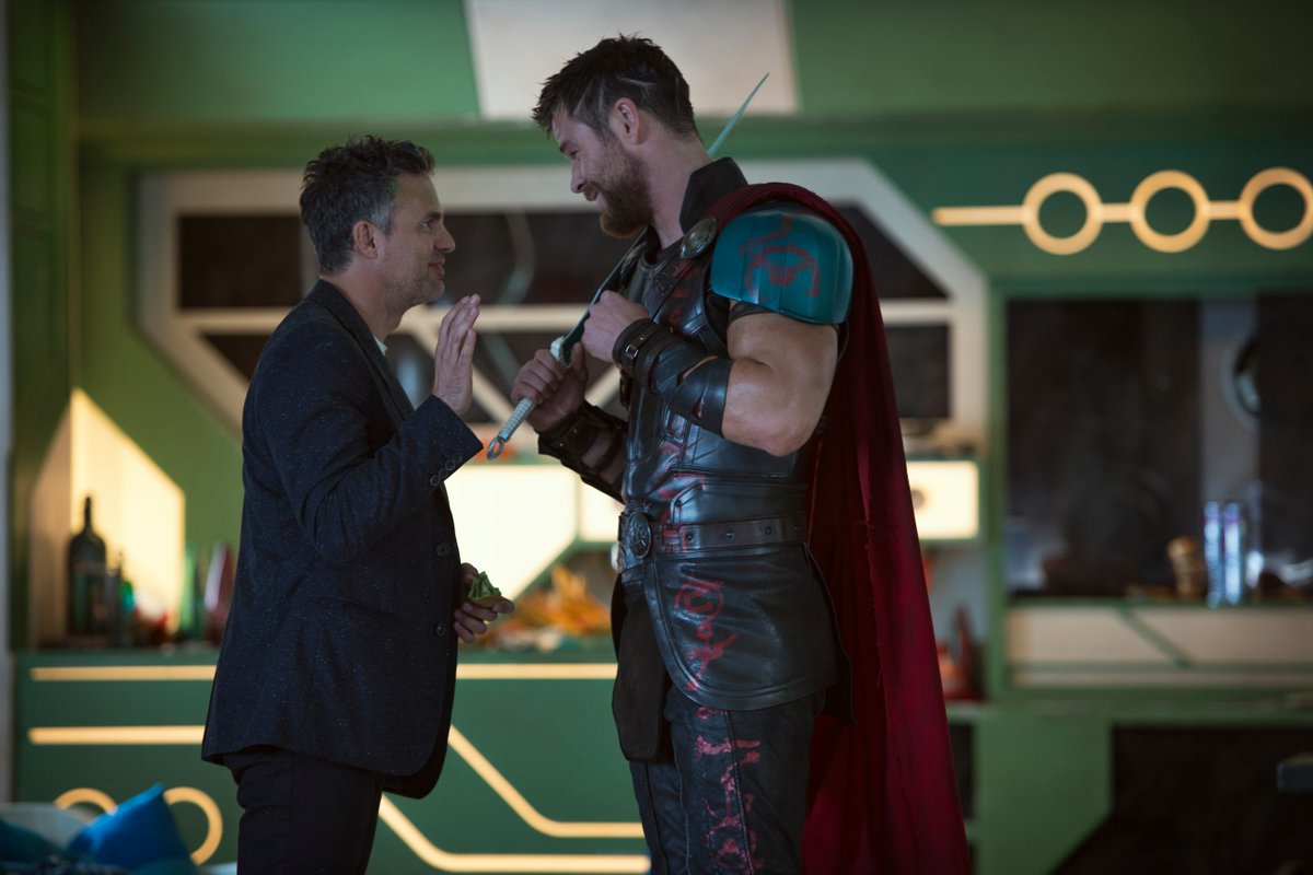 Thor: Ragnarok Contender TV Spot Revealed