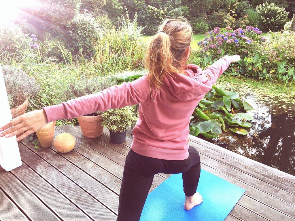 Katetravels On Twitter Guten Morgen Sonnenschein Yoga