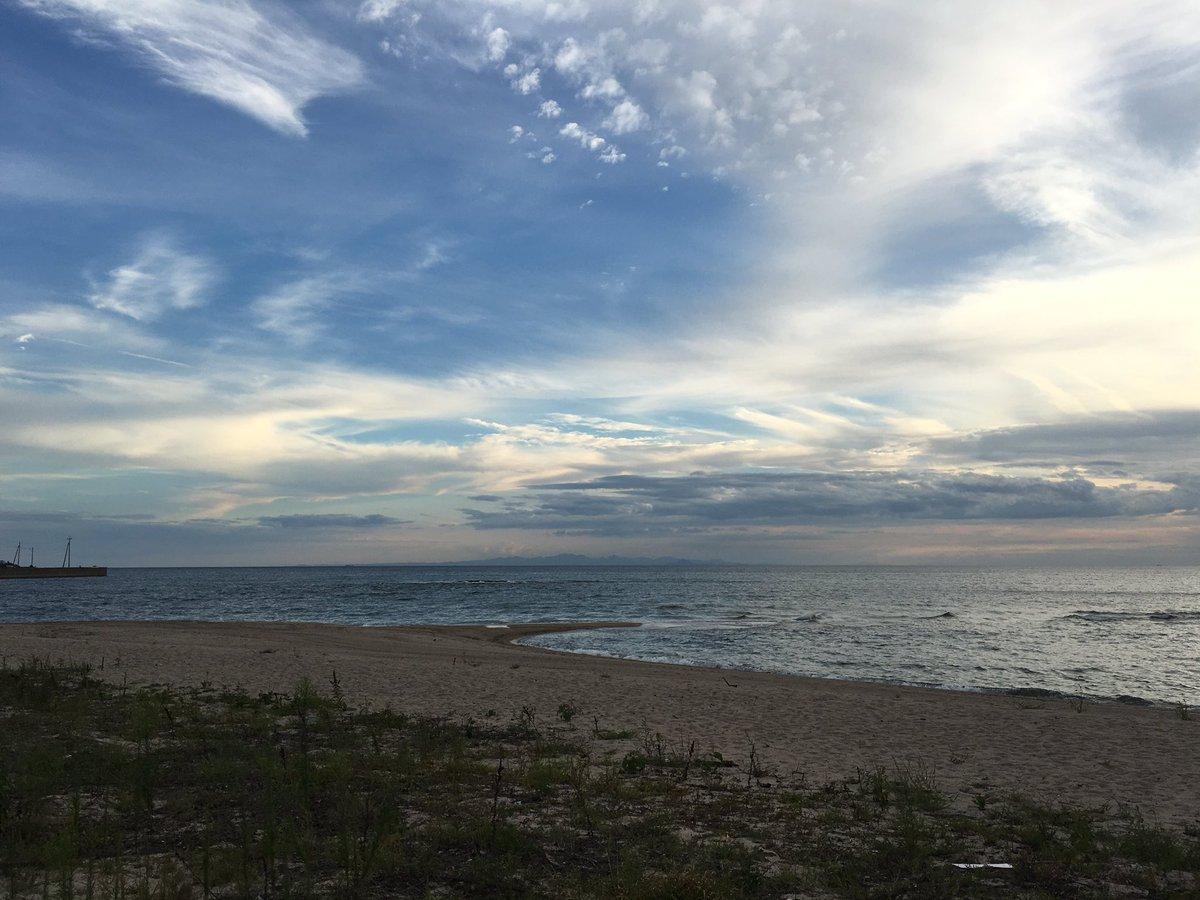 久しぶりの虹ヶ浜。 3年生も研究開始。 https://t.co/ciAOyRG2kh