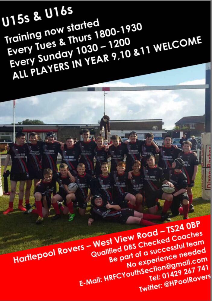 Mini and junior rugby returns 2moro. 2year old to 16 year old. All new players welcome. Just turn up. #rugby #juniorrugby #littlemonkeys<br>http://pic.twitter.com/uiJcyPybOO