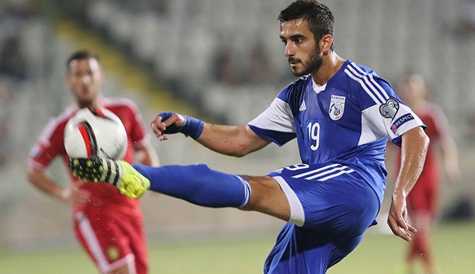 Image result for Kostas Laifis