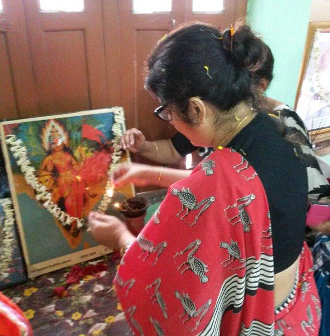 District Mahila Morcha meeting at Srirampur, Hooghly. https://t.co/RE9mwmNjkF