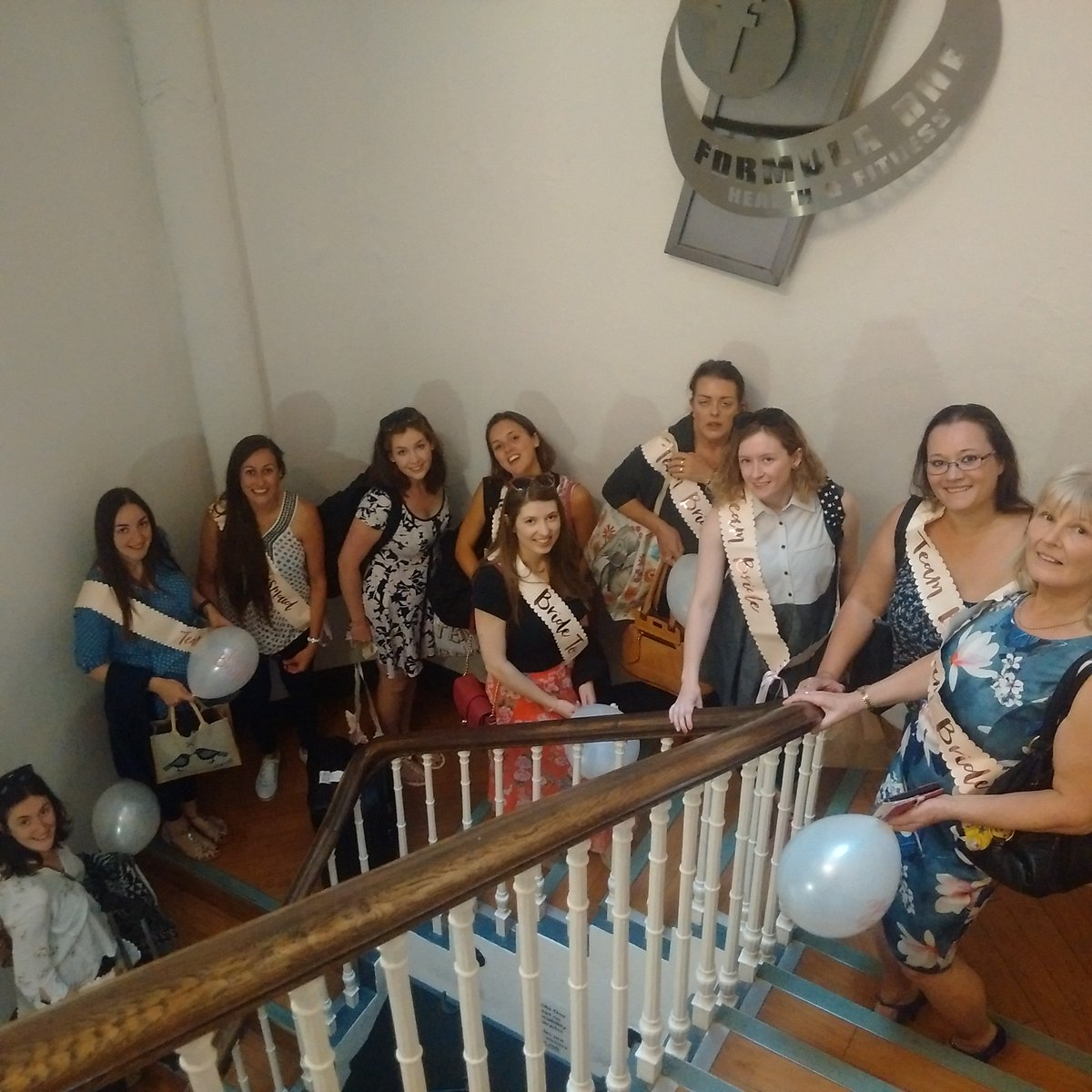 #Fame#henparty #Nottingham #cheercohens Congratulations Danielle #lovecheerco @DanielleMachin @CheerleadingCopic.twitter.com/bYQwhUhKop