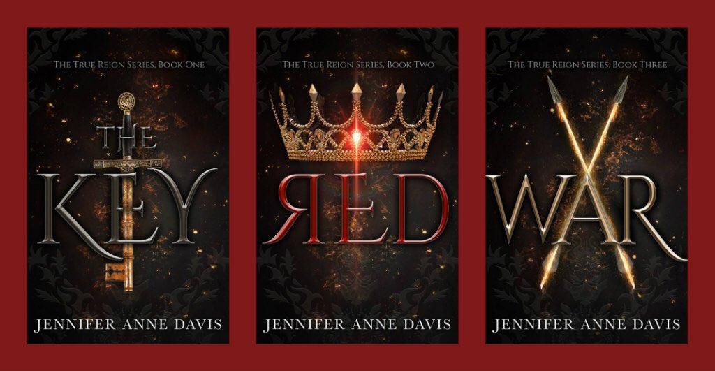 reign book series