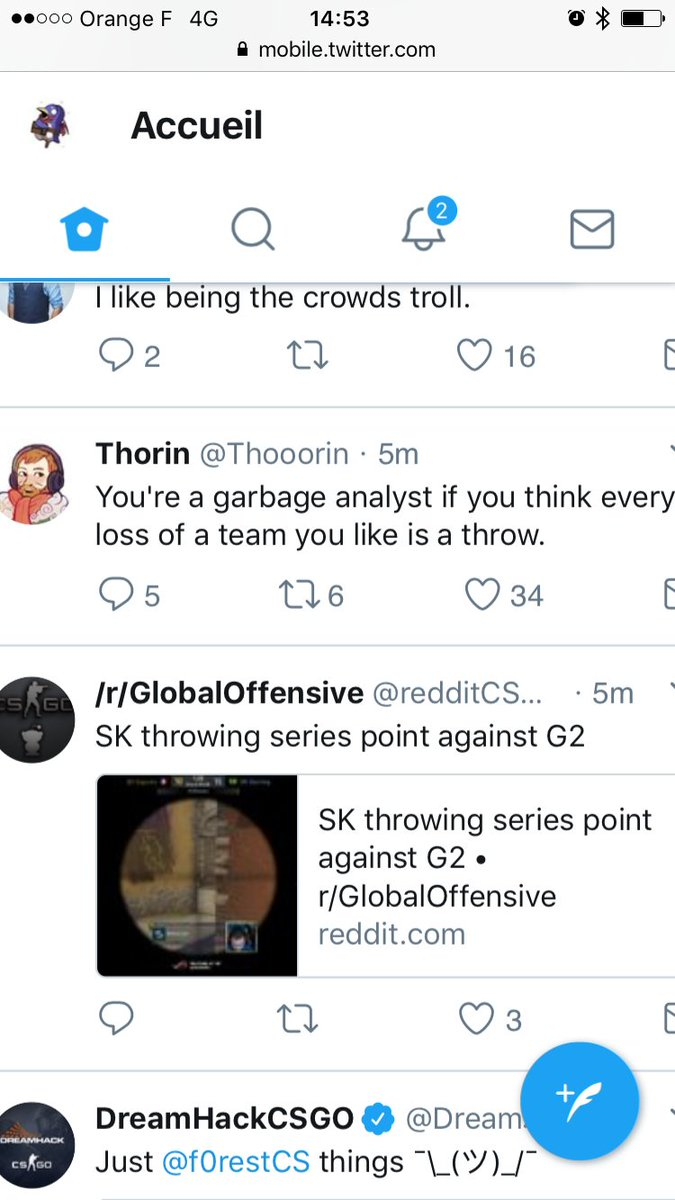 Thorin On Twitter You Re A Garbage Analyst If You Think Every Loss Of A Team You Like Is A Throw Shan 🐺 quand tu va finir ton puzzle tu va etre tellement contente xd cest fou le temps que ça prends. twitter