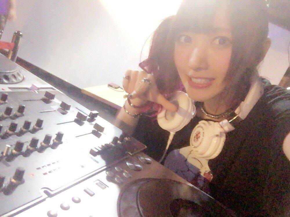 遠藤ゆりか DJ
