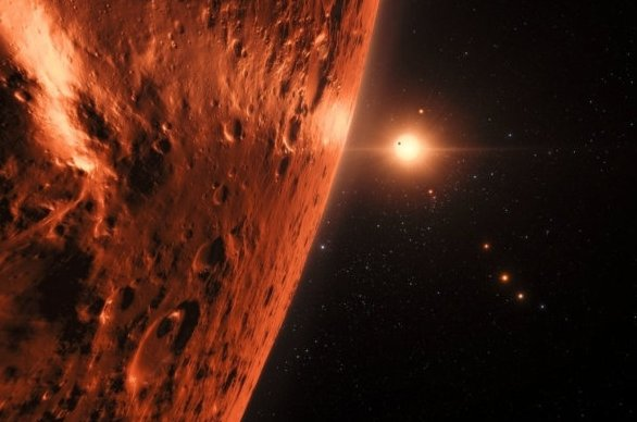 Nearby Earth-size exoplanets may have water https://t.co/BZHqshoxuh