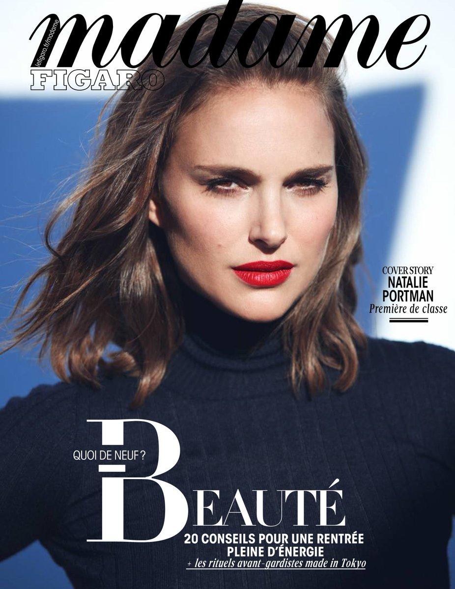 Adicionamos 11 scans de Natalie na edição de setembro da Madame Figaro! 💕 Confira na galeria: nportman.com.br/galeria/thumbn…