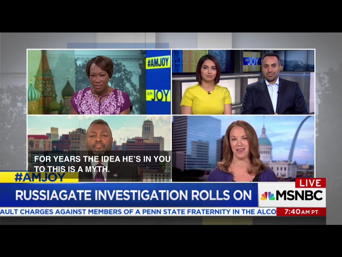 Appreciate @sarahkendzior reiterating that Trump has been haunting politics for over 30 yrs. he's no neophyte #AMJOY https://t.co/UZ3UBB9sW6