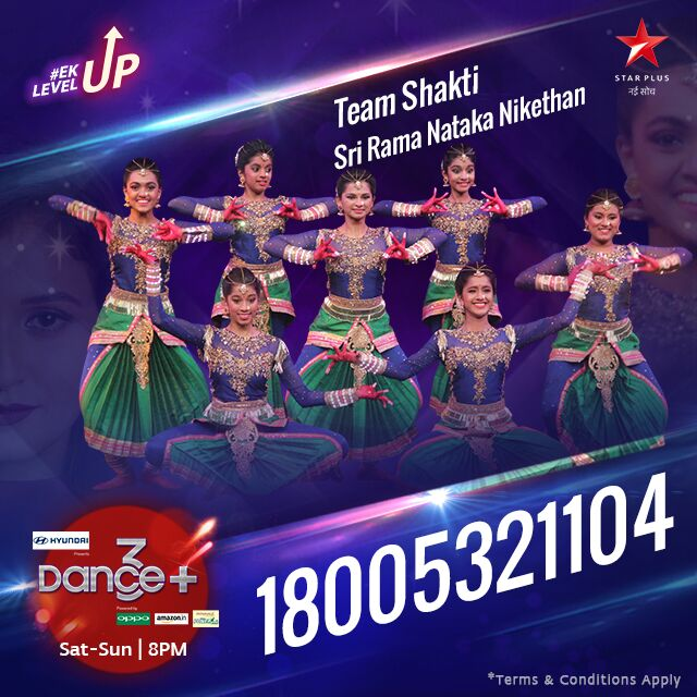 Sri Rama Nataka Nikethan, dance plus 3, Dance+ 3,Star Plus,images,photos,pictures,HD