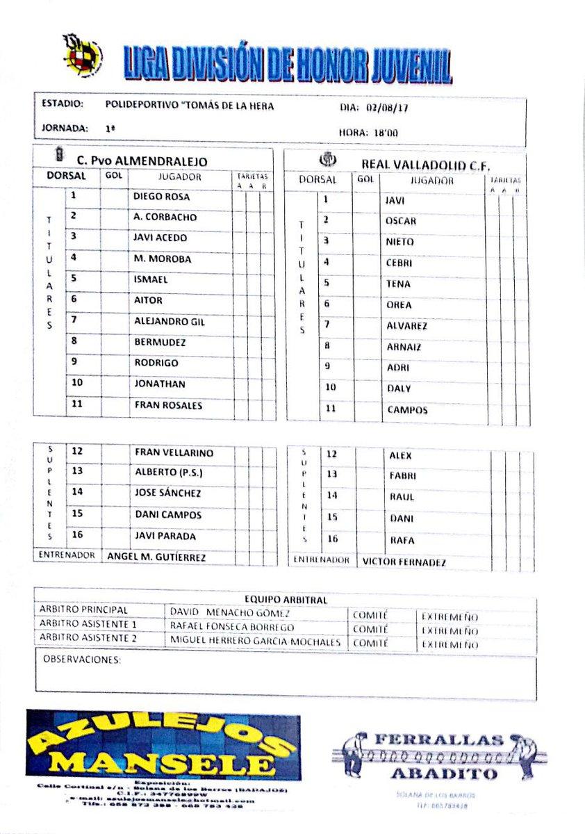 Real Valladolid Juvenil A - Temporada 2017/18 - División de Honor  DIutCYtXUAYJe2K