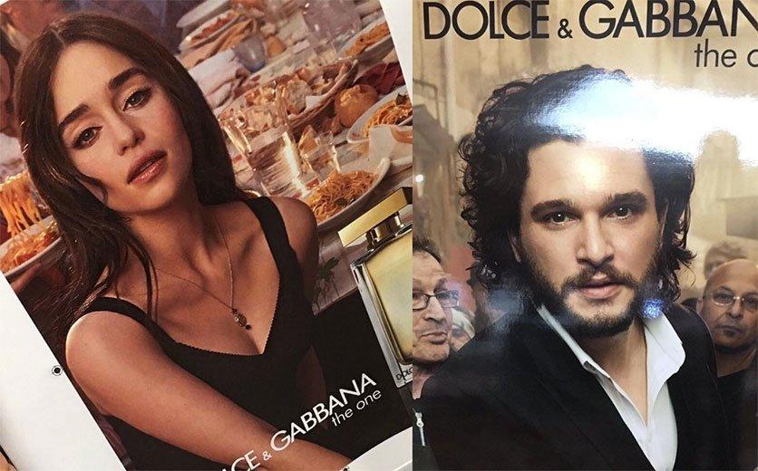 Com saudades de Dany & Jon? #GoTS7 acabou mas tem vídeo da @dolcegabbana com a dupla: https://t.co/eZ6BonxQcb