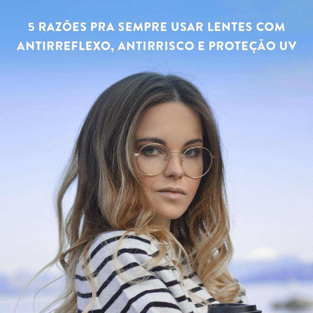 104e6c816 Veja por quê você sempre deve dar preferência para as lentes de óculos que  contam com antirreflexo, antirrisco e proteção UV https://lenscope.link/1777  ...