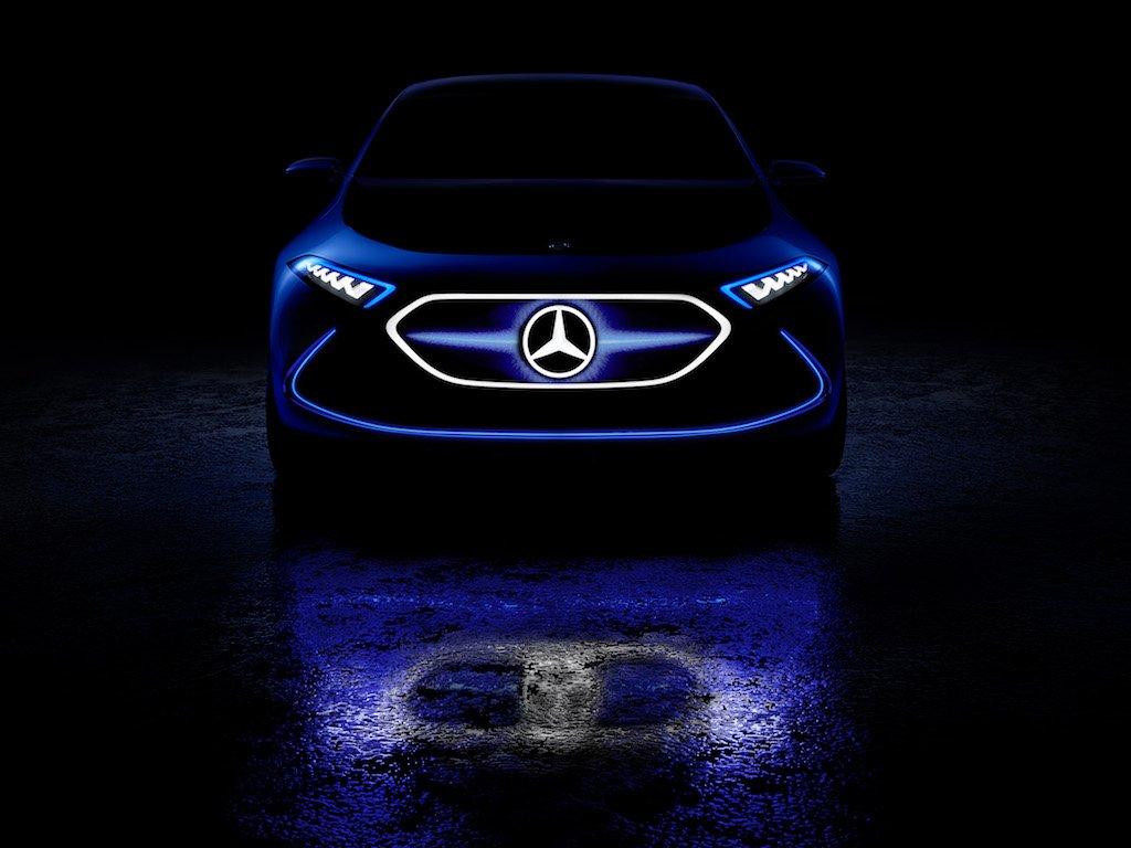 Автоновости на завтра: Mercedes-Benz EQ A – компактный городской электрический