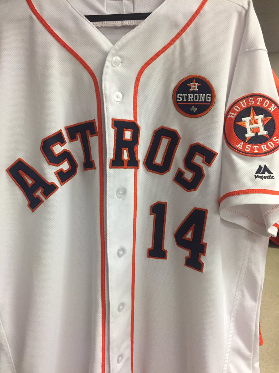 houston strong astros jersey