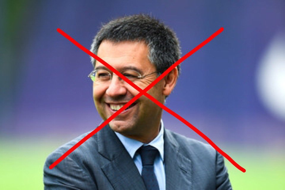 Keep spreading the message.  RT if you want Bartomeu nowhere near this club.  #Bartomeudimision https://t.co/i01rrXDyZS