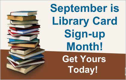 As part of Library Card sign-up month, explore online libraries around the world: https://t.co/U0y795TiZJ https://t.co/MP0nda18Ao