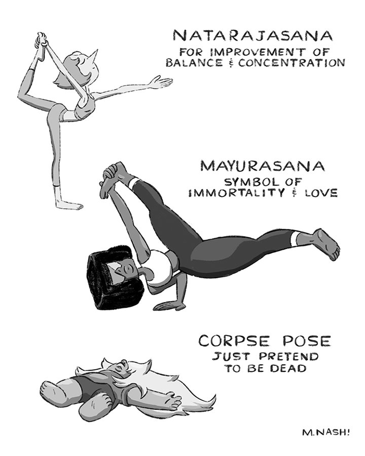 Three Important Yoga Poses Tco 8i1ByrBUoK By