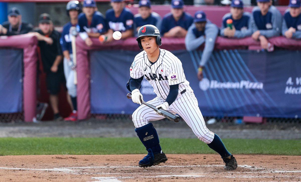 「u18w杯高校野球日本代表無料写真」の画像検索結果
