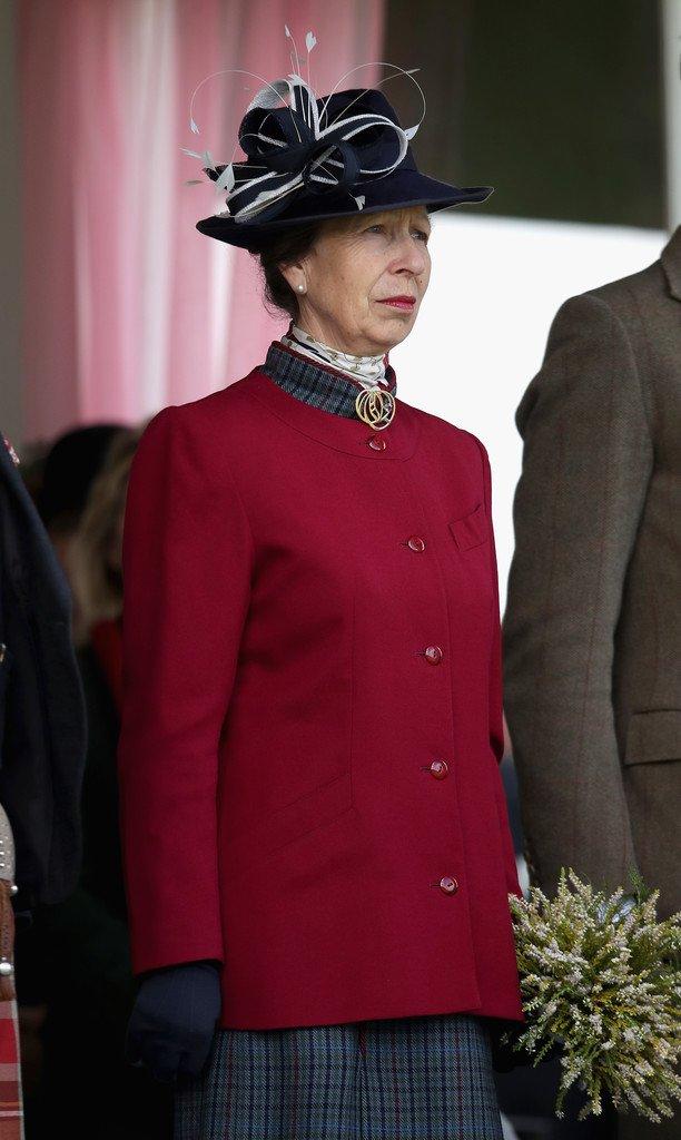 Королевская принцесса Анна.Обзор мероприятий:осень