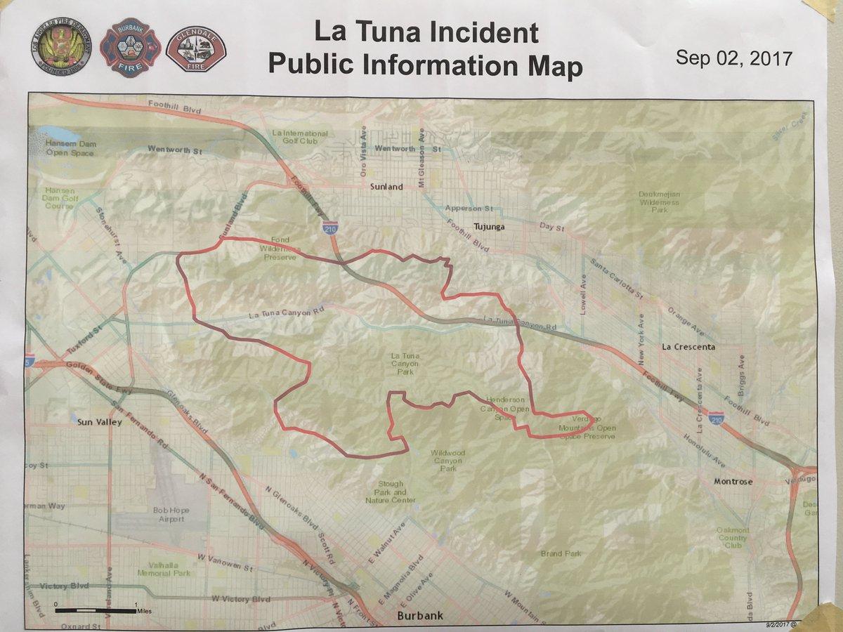 Current La Fire Map.Lafd Talk على تويتر Latunafire Current Map Of Fire Area Map Of