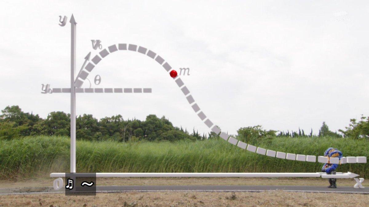 グラフが出たwからの滑り台キックw #SHT #nitiasa #仮面ライダービルド https://t.co/9TGyXDC1OZ