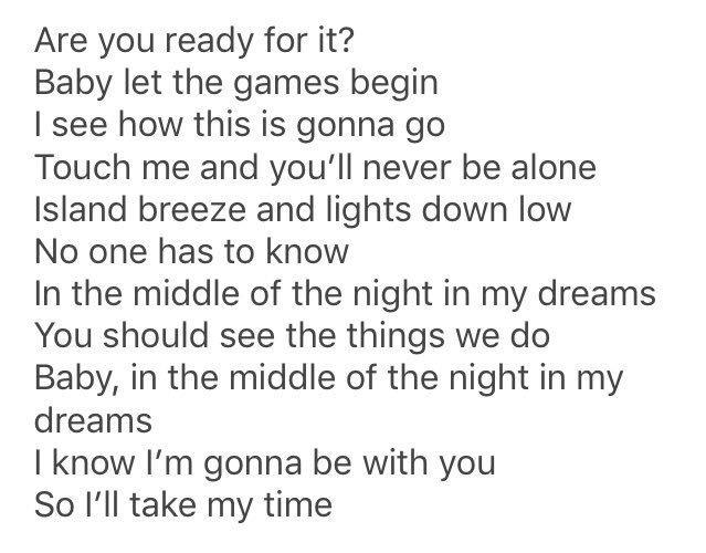 At me lyrics