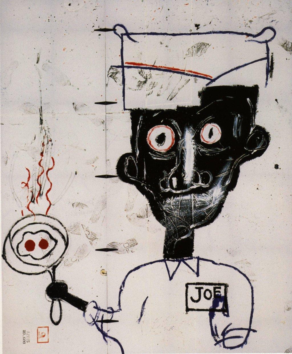 Eyes and Eggs — Jean-MichelBasquiat https://t.co/pLhURgxuXt https://t.co/jkXO0Ya9c9