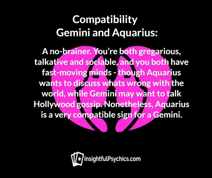 aquariuscompatibility hashtag on Twitter