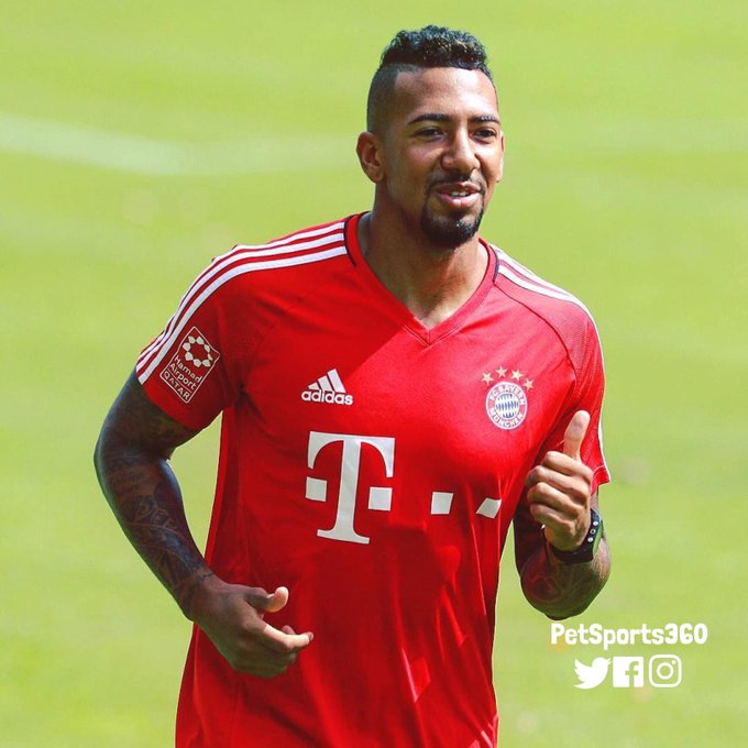 Happy Birthday  to and defender Jerome Boateng.