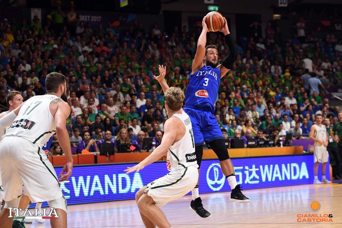 Eurobasket: la cronaca di Ucraina