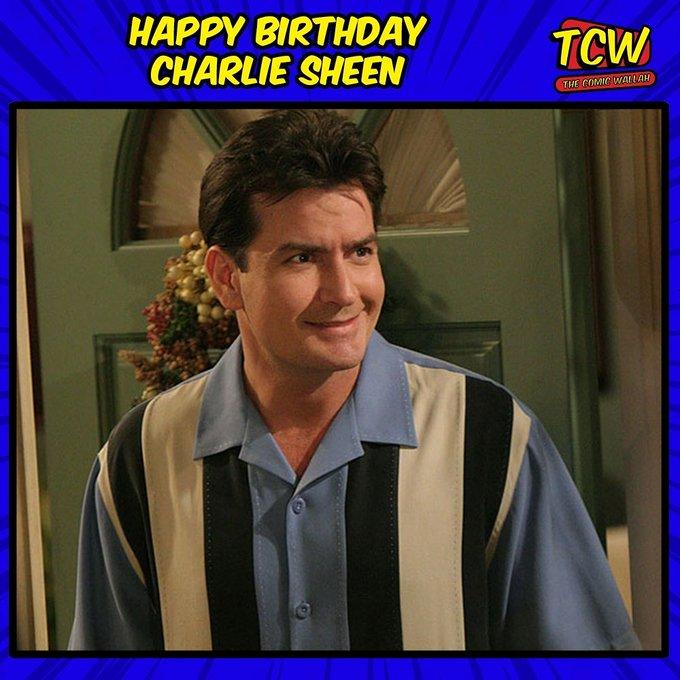 Happy Birthday, Charlie Sheen