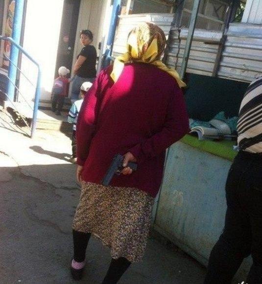 Активисты требуют санкций против причастных к нападению на храм УПЦ КП в оккупированном Симферополе - Цензор.НЕТ 7375