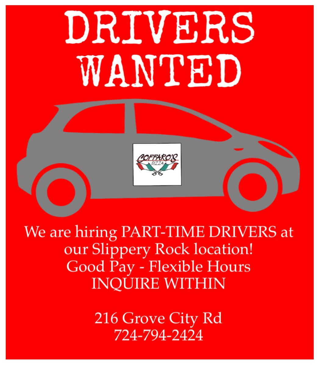 Drivers looking for work