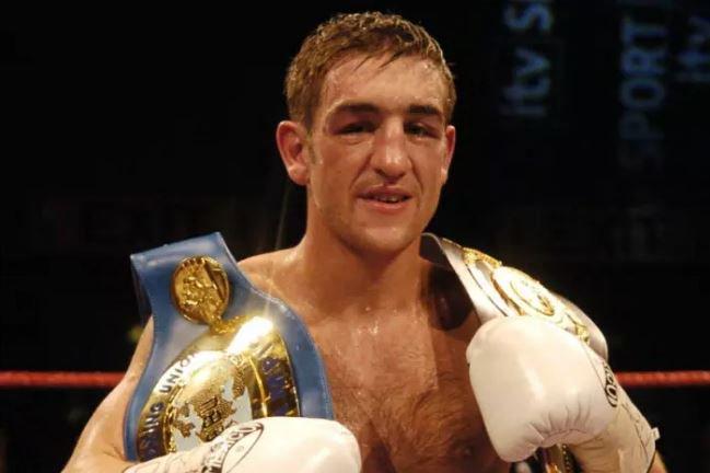 Ex boxer