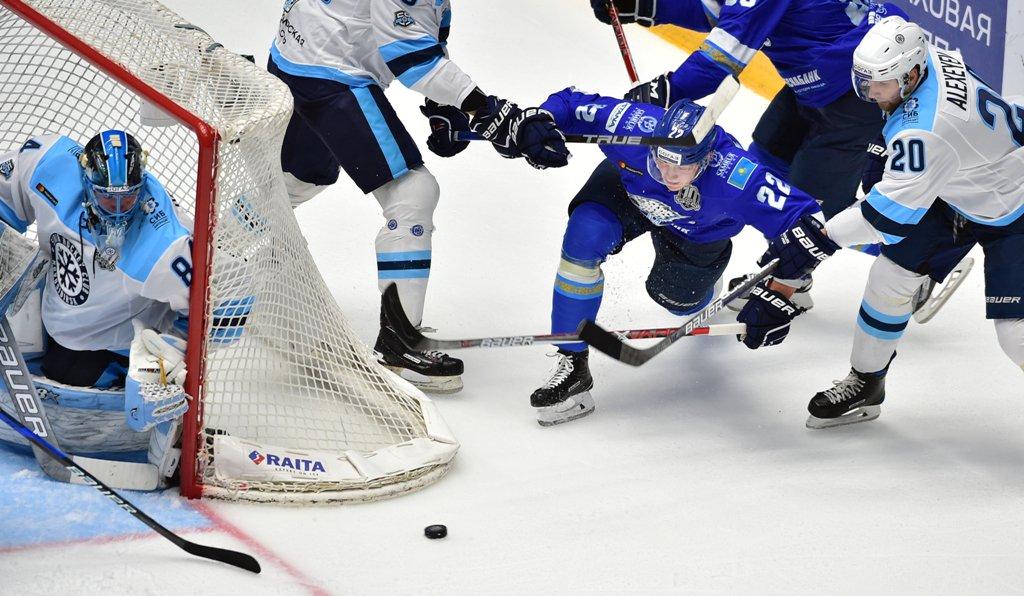Хоккей сибирь википедия