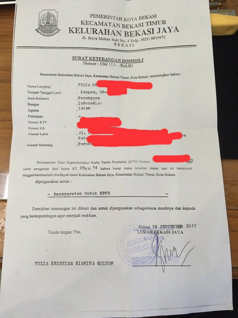 Bkkbn Twitterissä Sobatbkkbn Silakan Meminta Surat