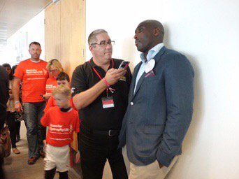Happy 43rd Birthday to former & defender Sol Campbell, have a great day my friend
