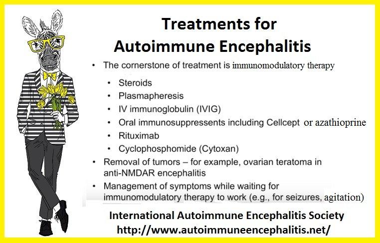 Intl Aesociety On Twitter Learn About Autoimmuneencephalitis