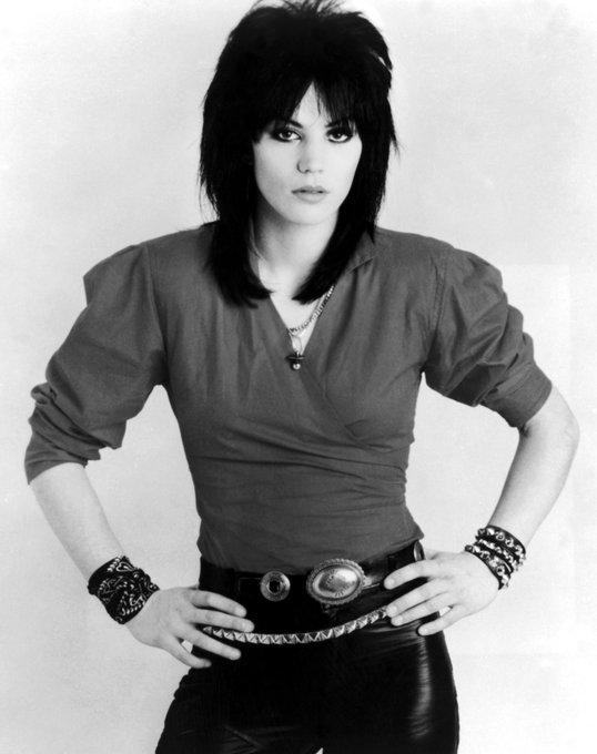 She loves rock \n\ roll. Happy 59th birthday, !