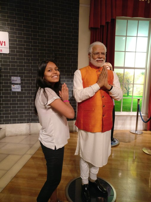 Happy Birthday to our dearest prime minister Shri Narendra Modi ji