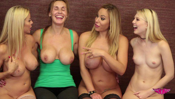 RT @TanyaTate: What will you do w/ 4 sets of boobs? @AlexisFawx @oliviaaustinxxx @lilyrader https://t.co/maazCrnxiY https://t.co/BVD1HFiyYy